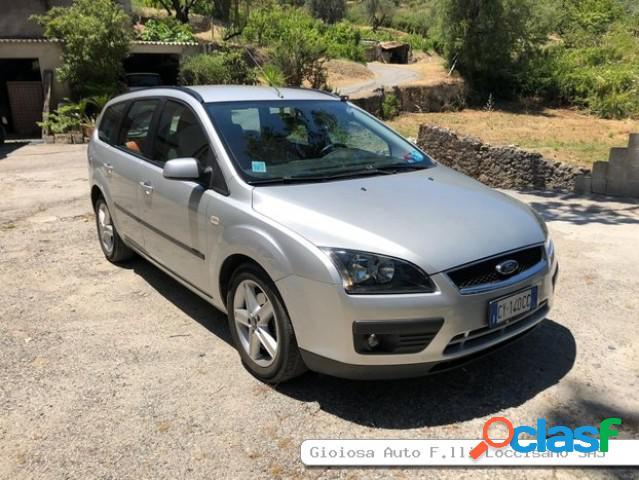 Ford focus station wagon diesel in vendita a gioiosa ionica (reggio-calabria)