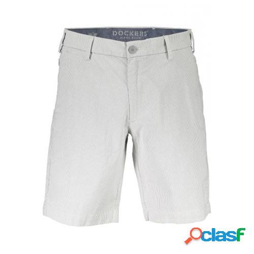Dockers pantaloni corti grigio uomo