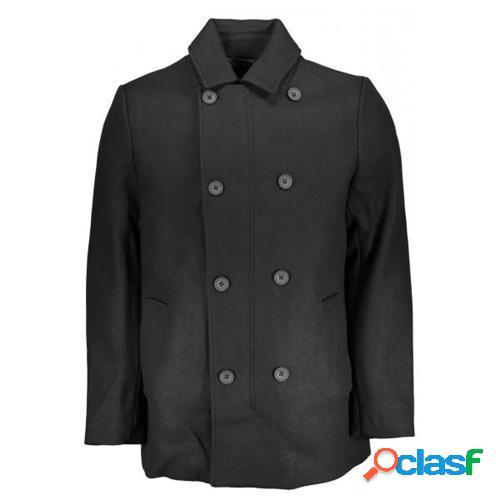 Guess cappotto nero uomo