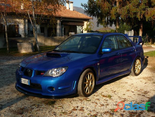 Subaru Impreza 2.5 turbo WRX STi 4T