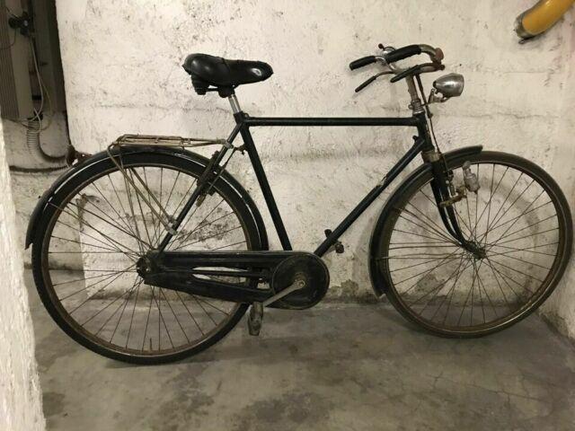 Bicicletta d'epoca bianchi