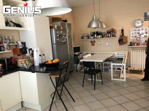 Faenza centro: appartamento in palazzo storico posto al