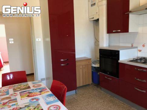 Faenza zona monte: in piccola palazzina, appartamento posto