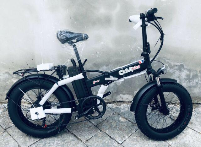 Fat bike pieghevole 250w nuovo