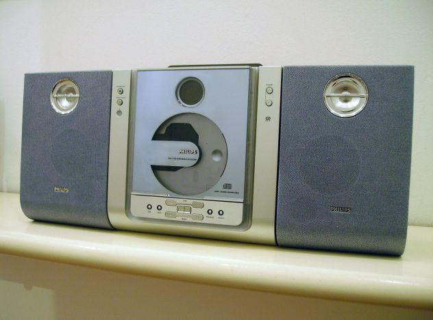 Mini Hi-Fi Philips MC 230 E