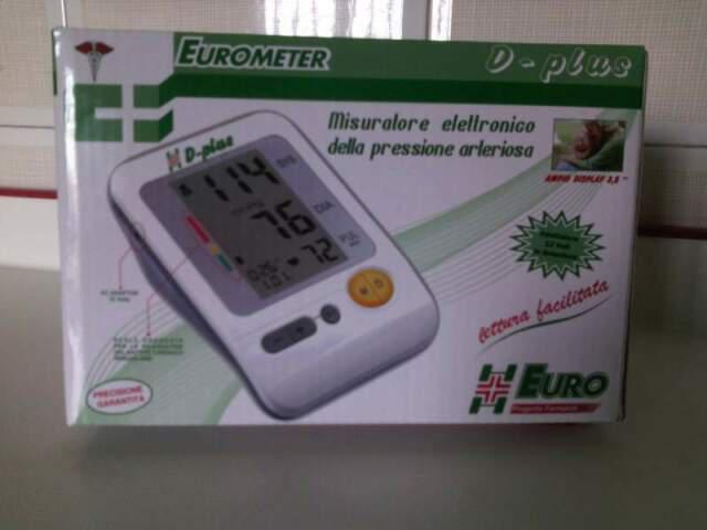 Misuratore Elettronico della Pressione Arteriosa