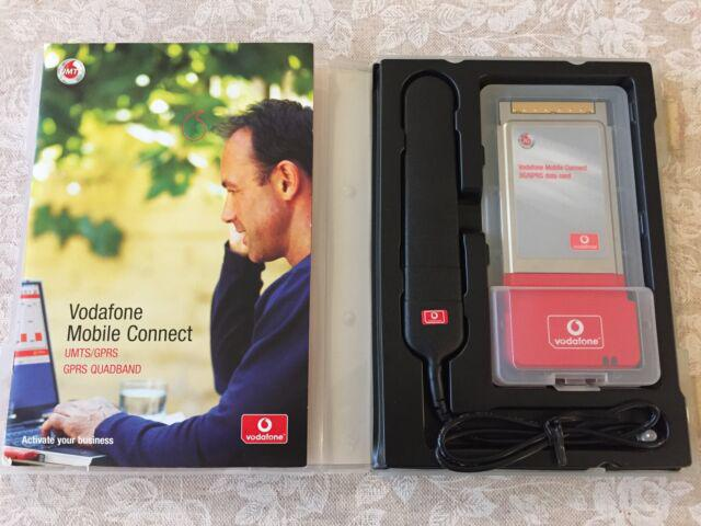 Vodafone Mobile Connet Card UMTS/GPRS