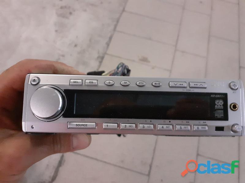 Vendo Stereo auto JVC CD RECEIVER KD SH77R