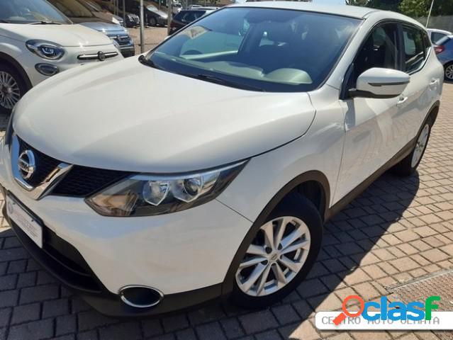 Nissan qashqai diesel in vendita a palestrina (roma)