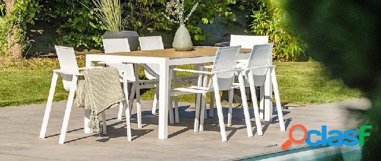 Sedie tavolo giardino terrazzo 【 OFFERTES Agosto 】 | Clasf
