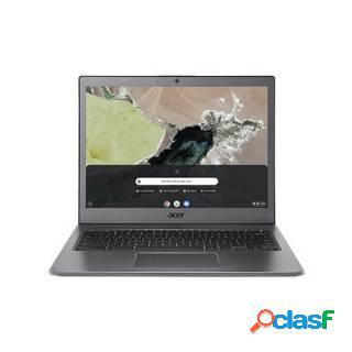 "Acer chromebook 7 intel core i3-8130u 8gb intel uhd emmc 64gb 13.5"" chrome grigio"