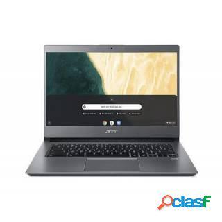 "Acer chromebook 7 intel pentium 4417u 8gb intel hd emmc 64gb 14"" fullhd chrome grigio"