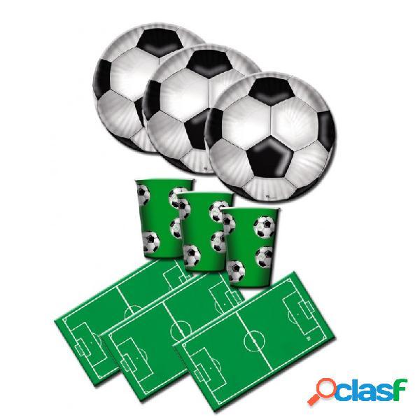Calcio new coordinato compleanno kit n 2