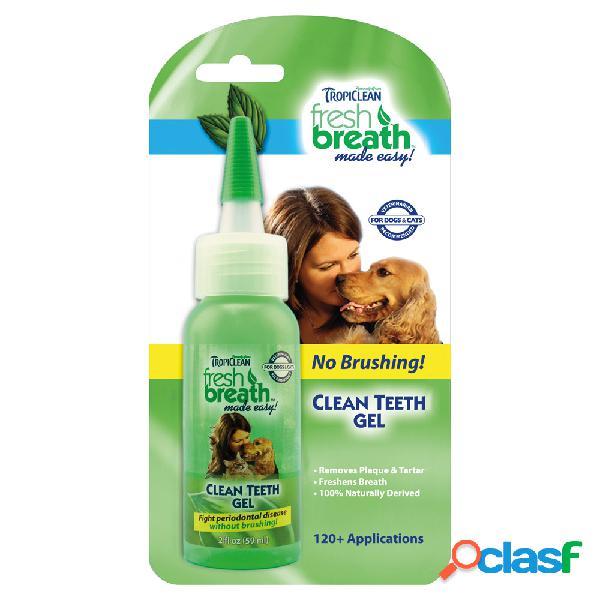 Tropiclean cat clean teeth gel 59 ml