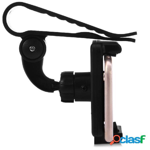 Supporto per telefono clip per auto parasole auto corhart universale per iphone samsung