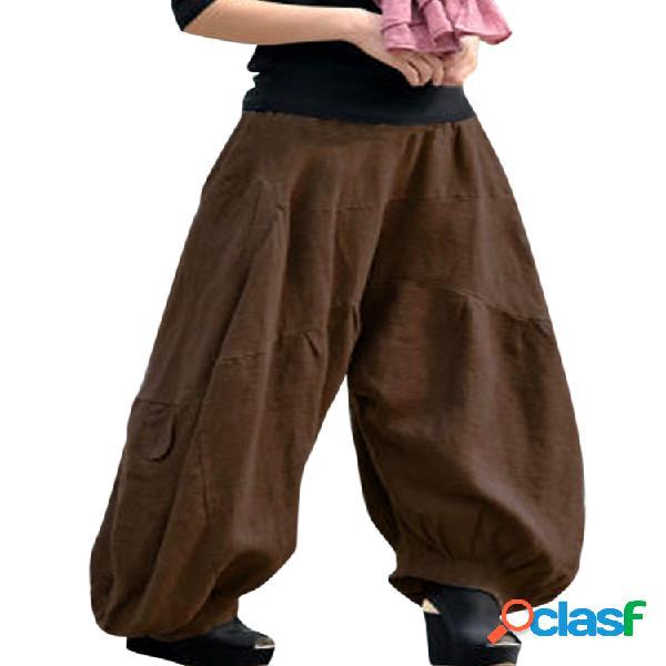 Tasche porta oggetti elastiche per cavallo plus taglia pantaloni