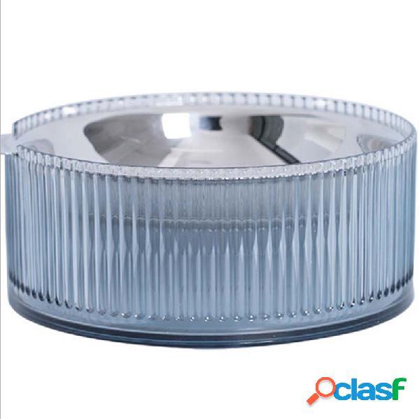 Furrytail ciotola per animali domestici staccabile in acciaio inox antibatterico per alimenti