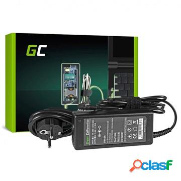 Alimentatore green cell per acer chromebook 11, 13, asus zenbook ux21e, ux31e - 45w