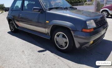 Renault 5 gt turbo…