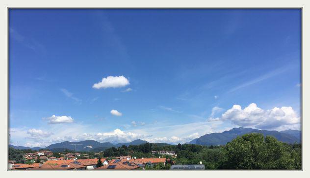 Quadrilocale con terrazzo - ottima vista