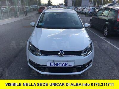 Volkswagen polo 1.4 tdi 5p. comfortline usata a alba -