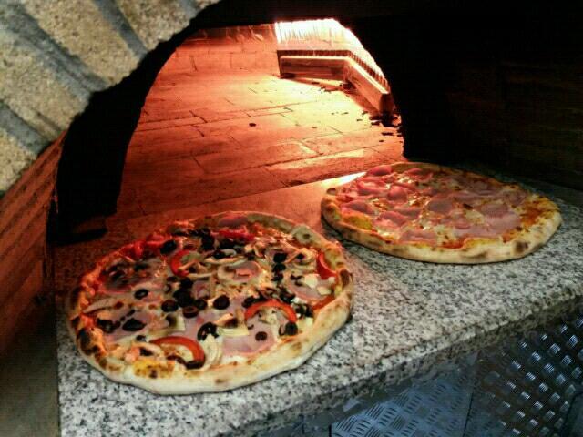 Bruciatore a metano o gpl x forno pizza