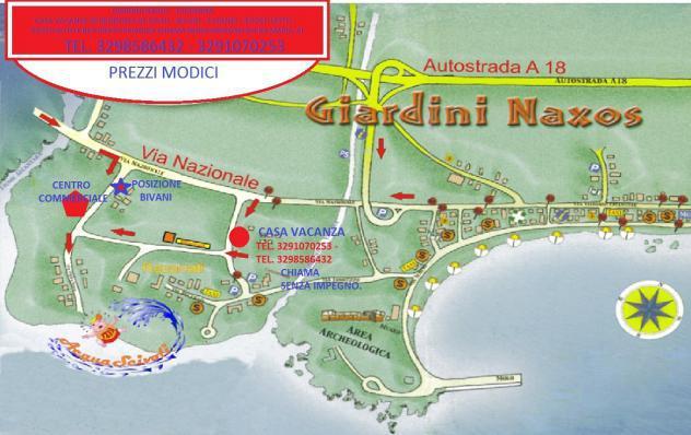 Giardini naxos,taormina,posto auto, ingresso indipendente,