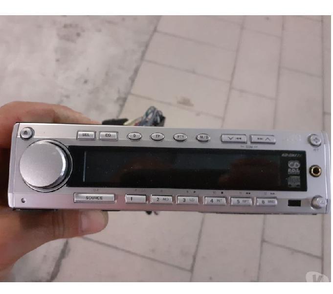 Vendo stereo auto jvc cd receiver kd-sh77r
