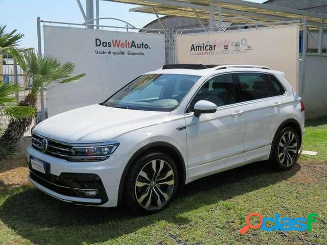 Volkswagen tiguan diesel in vendita a matera (matera)