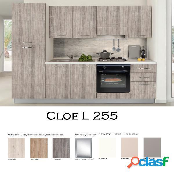 Cucina cloe l 255