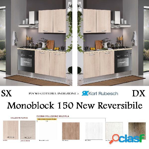 Cucina monoblock new l 150