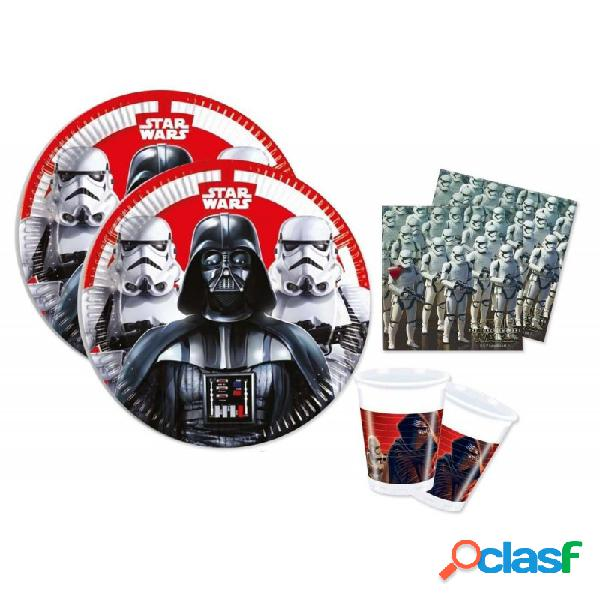 Kit n 2 - kit compleanno star wars - guerre stellari