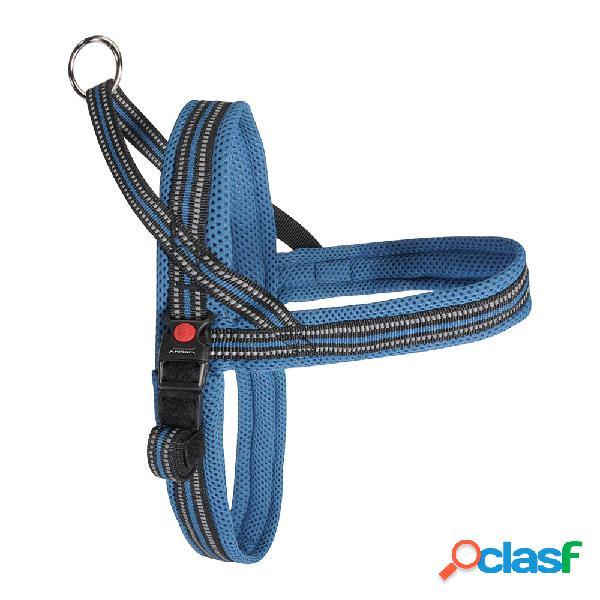 Camon pettorina dynamic dog plus 70 cm blu petrolio