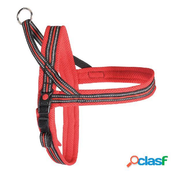 Camon pettorina dynamic dog plus 70 cm rosso
