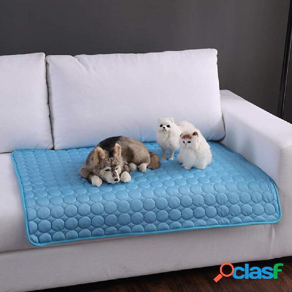 Tappetini per animali domestici con cuscino per divano capelli antiaderenti