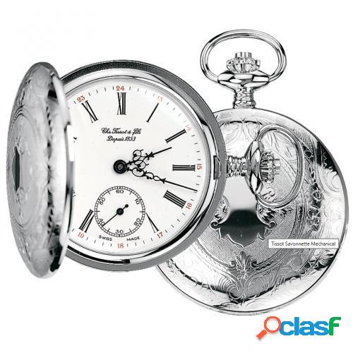 Orologio da tasca savonnettes meccanico t83.6.401.13