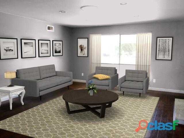 appartamento completamente ristrutturato 3 camere e 3 bagni
