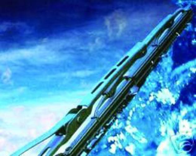 Coppia spazzole tergi 550 mm 22 diametro