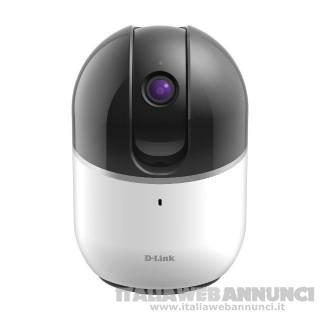 Dcs-8515lh ip cam 1mp interno wireless pan/tilt bianco