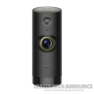 Dcs-p6000lh ip cam indoor 1mp nightvision wi-fi nero