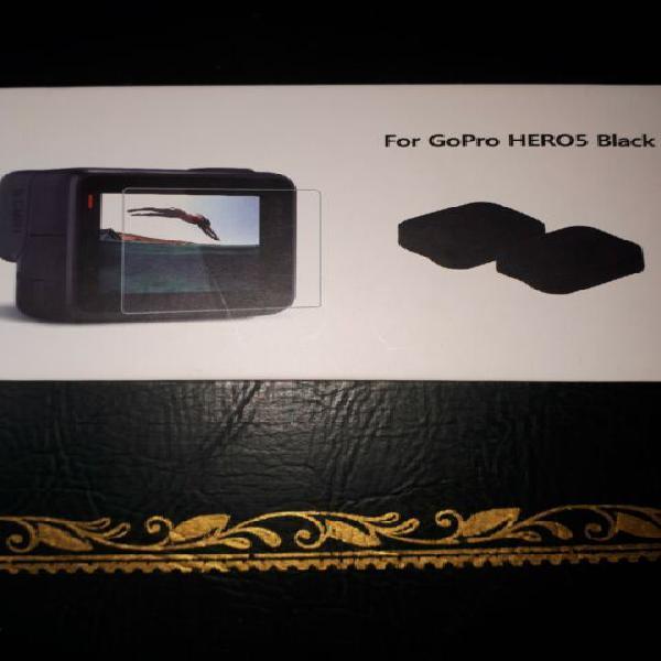 Gopro hero 5 black mai usata