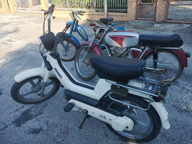 Moto e motorini d'epoca
