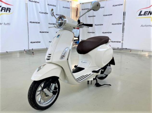 Piaggio vespa 125 primavera 3v abs euro4 motociclo rif.