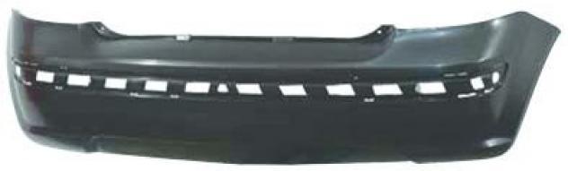 Paraurto posteriore verniciabile per hyundai getz dal 2002