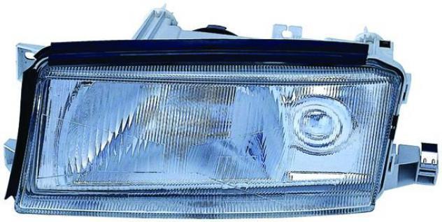Proiettore con fendinebbia per skoda octavia dal 1996 al