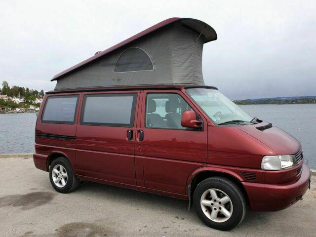 Volkswagen california anno 2001