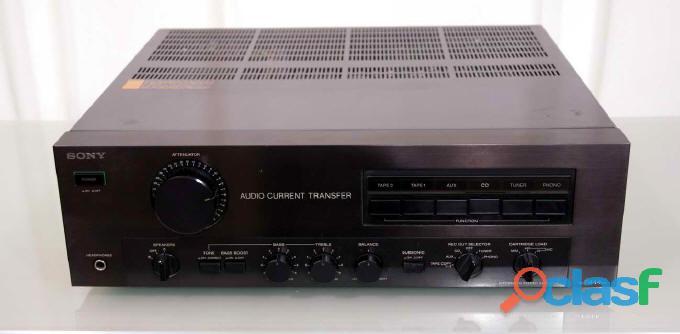 Amplificatore Sony TA F444ES