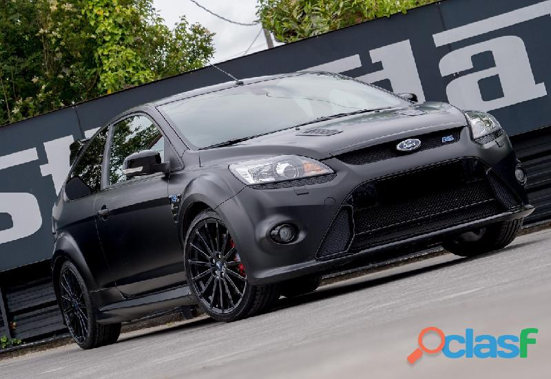 Ford focus rs500 nº 007