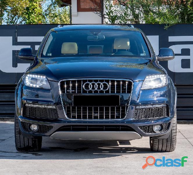 Audi Q7 4.2 TDI S Line