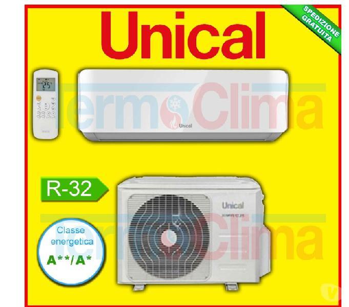 Climatizzatore mono split unical inverter 12000 btu
